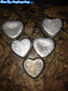Ingot hearts