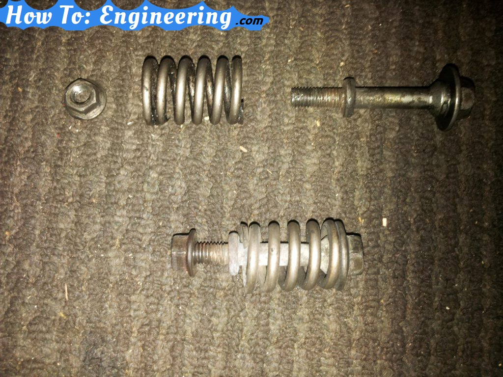 These are my exhaust bolts
