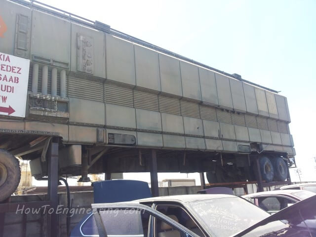industrial big rig
