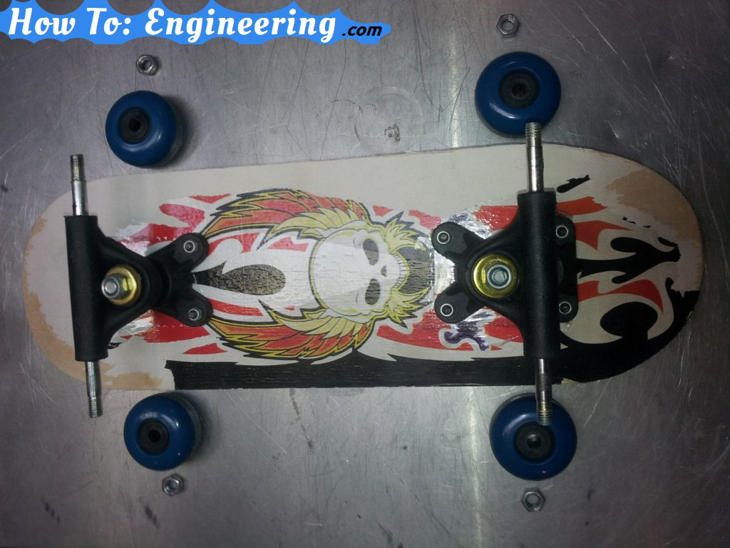 skate board parts blow out