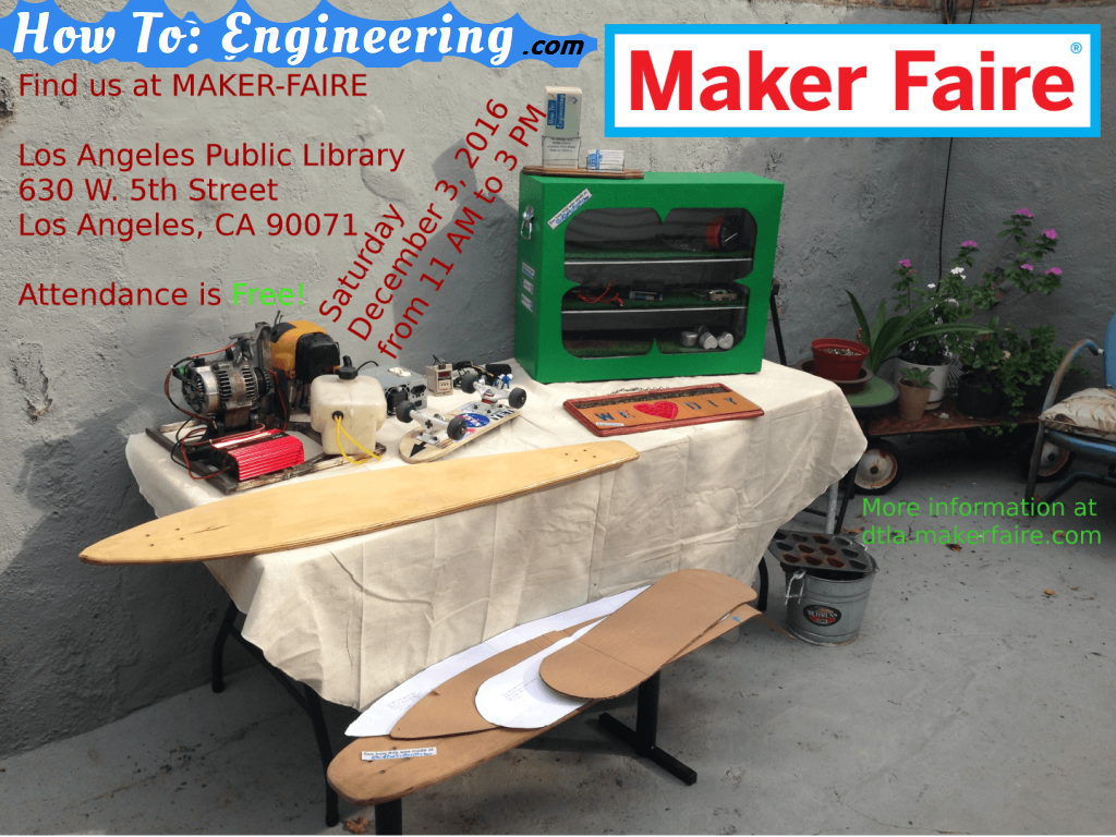 Maker Faire Los Angeles