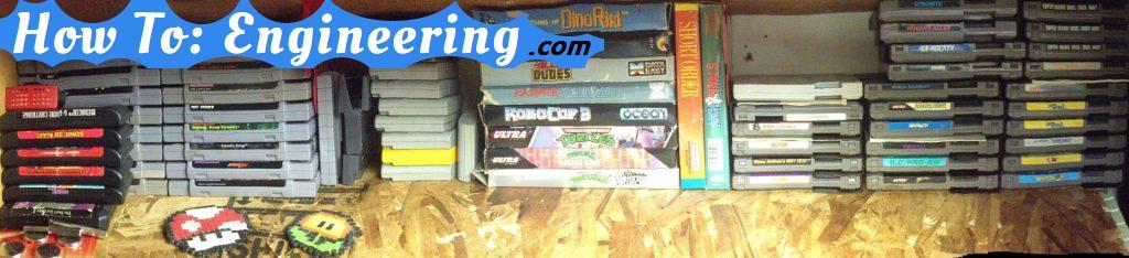 Video Games | Retro HowToEngineering com