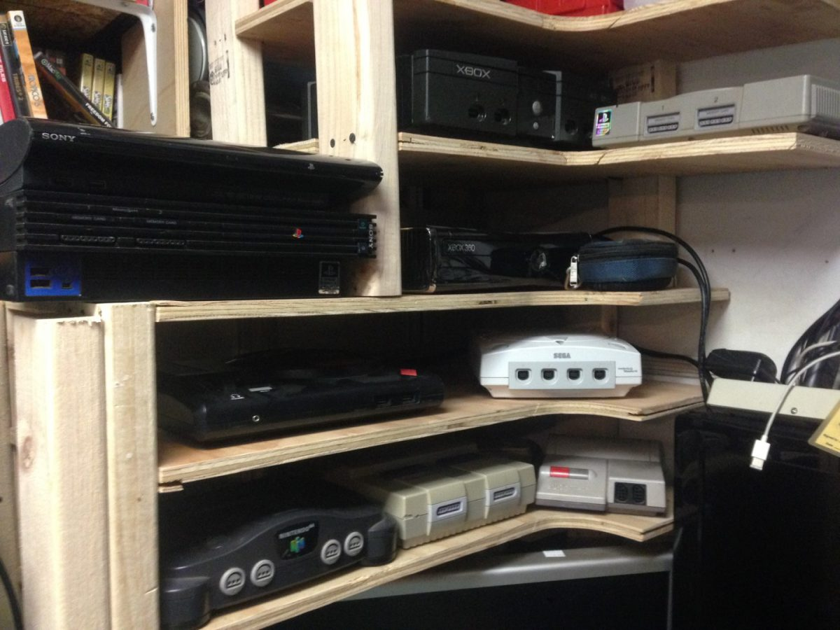 Video Game Console Collection